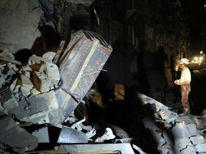 Esed güçleri Sukkeri'yede sivilleri fil füzesiyle vurdu