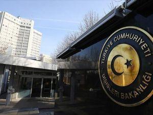 """Dışişleri'nden """"Kırım Tatar sürgünü"""" mesajı"""