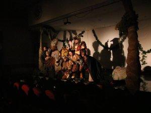 Beyşehir'de tiyatro etkinliği yapıldı