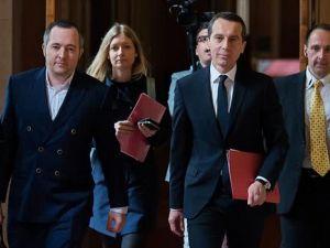 Avusturya'da yeni başbakan Kern oldu