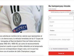 Real Madrid'in 5 Avrupa kupası için iade talebi
