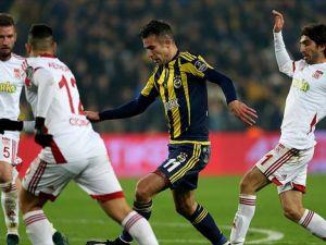 Fenerbahçe ile Medicana Sivasspor 22. randevuda