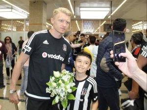 Beşiktaş Konya'ya geldi