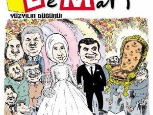 Karikatür dergilerinden büyük terbiyesizlik