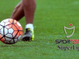 Spor Toto Süper Lig'de perde kapanıyor