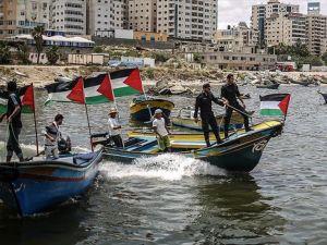 Gazzeli hastalardan liman talebi