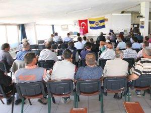 Beyşehir Belediyesi'nde önemli seminer