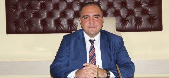 Başkan Konurer'in 19 Mayıs Mesajı