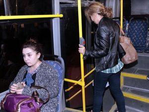 Eskişehir'de 'kadınlara özel' ulaşım projesi başlatıldı