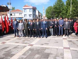 Beyşehir'de 19 Mayıs coşkusu