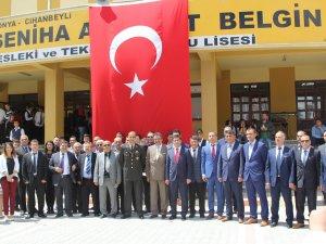 Cihanbeyli'de 19 Mayıs kutlamaları