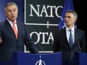Karadağ'ın üyeliğine NATO'dan yeşil ışık