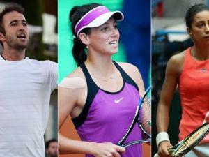 Milli tenisçiler 3'te 3 yaptı