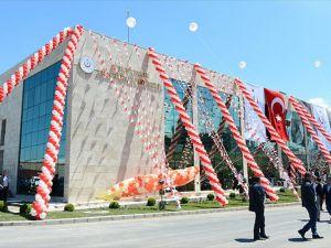 Aziz Sancar Genetik Araştırma Merkezi açıldı