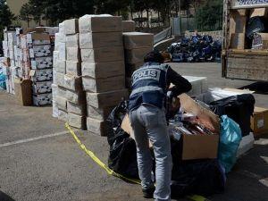 PKK'nın finans kaynağı sigara kaçakçılığına büyük darbe