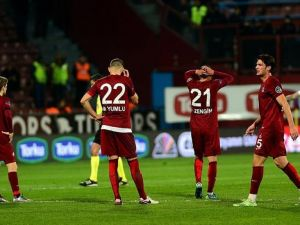 Trabzonspor'un kara sezonu