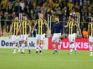 Fenerbahçe beklentileri karşılayamadı