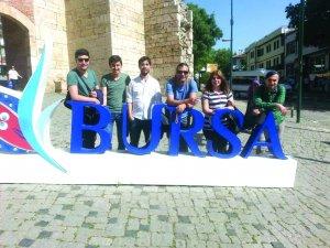 Yerel Gazetecilerin Bursa hatırası