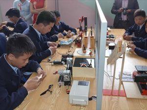 TİKA'dan Moğolistan'ın eğitimine destek
