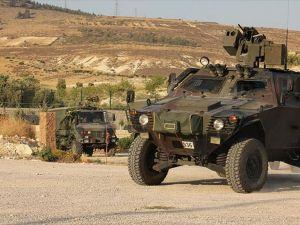 Kilis'te özel güvenlik bölgesi uygulaması