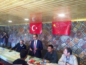 Ulukışla'dan Çin'e kiraz ihracatı