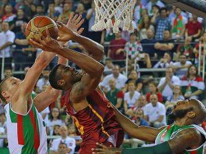 Galatasaray Odeabank seride durumu 1-1'e getirdi