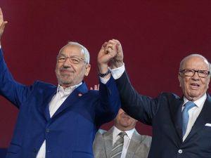 'Gannuşi ve Nahda'ya uzlaşmacı tavrı için teşekkür ediyorum'