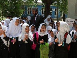 TİKA'dan Afganistan'da eğitime destek