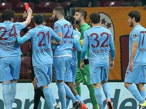 Sezonun en hırçın takımı Trabzonspor