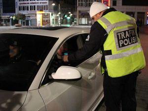 15 ayda 129 bin 400 alkollü sürücünün ehliyetine el kondu