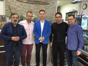 Mustafa Tatlısu ile Mesut Kaçarlı Halk Etliekmek'te