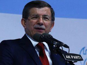 Başbakan Davutoğlu: Biz ahde vefayı her şeyin üzerinde tuttuk