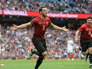 İngiltere'ye tarihi gol