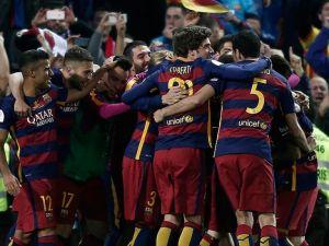 İspanya'nın 'Kralı Barcelona