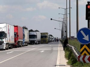 Avrupa'ya giden tır şoförlerine kötü haber