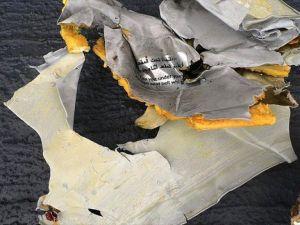 Mısır uçağının acil iniş istediği ortaya çıktı