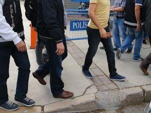 FETÖ/PDY operasyonunda 5 polis ve 3 öğretmen gözaltına alındı