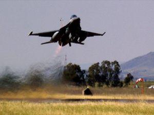Irak'ın kuzeyinde 5 hedef imha edildi