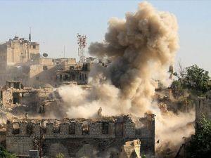 Rejimin kontrolündeki Tartus ve Ceble'de patlama