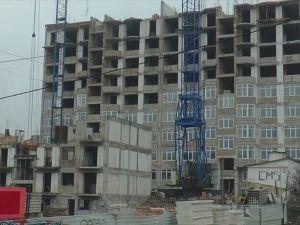 Rusya'da inşaat sektörü küçülüyor
