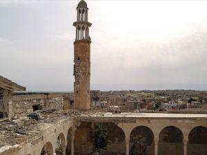 Suriye'deki enkaz yığını 'Kafr Zita'
