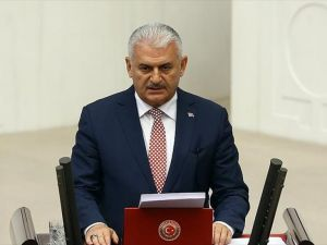 Başbakan Yıldırım 65. Hükümet programını sunmaya başladı