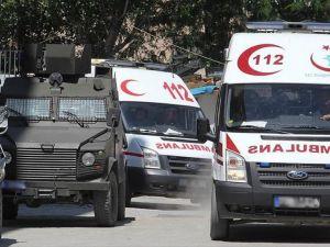 Van'da terör saldırısı: 4 şehit, 4 yaralı