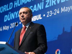 Cumhurbaşkanı Erdoğan: Bize ikide bir kriter dayatmasınlar, burası Türkiye