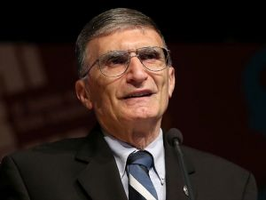 Aziz Sancar 'farkındalık ödülü'ne layık görüldü