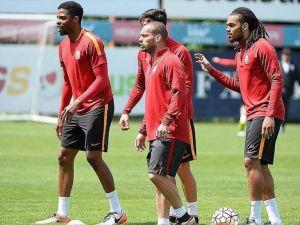 Galatasaray'da hedef kupa zaferi