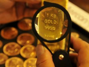 Altın fiyatları 4 haftanın en düşüğünde