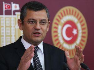 CHP Grup Başkanvekili Özel: Başka partiyle hareket etmek, demokrasiyle bağdaşmaz