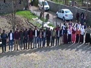 Katliam kurbanlarından geriye düğün görüntüleri kaldı