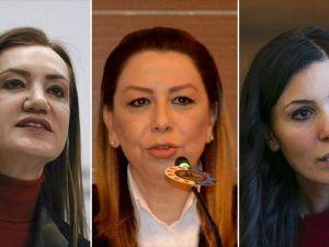 AK Parti MYK'sında 3 kadın yer aldı